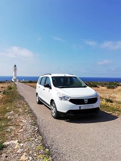 alquiler de coches en Formentera Pitiusas Rent A Car