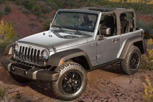 Alquiler Jeep Wrangler Formentera