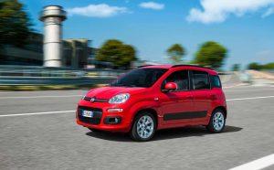 Alquiler de Fiat Panda en Formentera