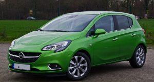 Alquiler Opel Corsa Formentera